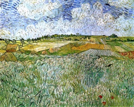 Винсент  ван Гог. The Plain at Auvers