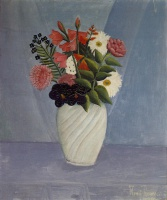 Анри  Руссо  Bouquet of Flowers