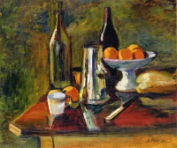 Анри  Матисс  Still Life with Oranges