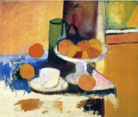 Анри  Матисс  Still Life with Oranges II