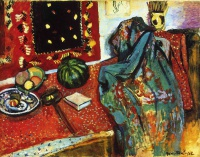 Анри  Матисс  Still Life with a Red Rug