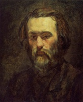 Поль  Сезан  Portrait of a Man