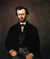 Поль  Сезан  Portrait of Anthony Valabregue