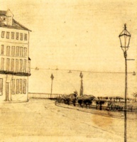 Винсент  ван Гог  View of Royal Road, Ramsgate