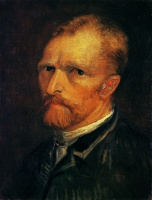 Винсент  ван Гог  Self-Portrait